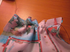 Knowing when and how to change your stitch length is important for a beginner learning to sew