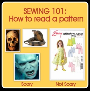 Learning how to use sewing patterns is important for beginners learning to sew - Sew Me Your Stuff